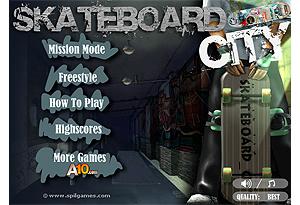skateboardcity